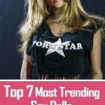 Top 7 Most Trending Sex Dolls in December 2018