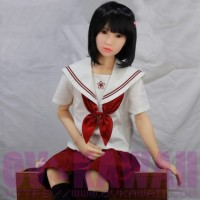 Japanese Silicone Dolls with Stand Function 135cm MS-022
