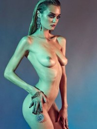 Signe Rasmussen fully nude photoshoot by Manuel Pandalis | Celebs Dump