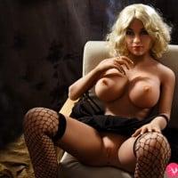 Big Breast Japanese Silicone Sex Doll – Peny 165cm