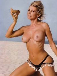 Carmen Russo topless and nude for Interviu Magazine, August 2006 | Celebs Dump