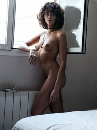 Cecilia Gomez nude at home photoshoot by Alejandro Pereira | Celebs Dump