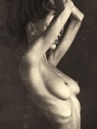 Charlotte McKinney topless photoshoot