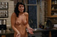 Kate Simses shows her nude tits in What's Your Number? (2011) | Celebs Dump