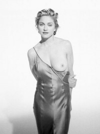 Madonna sexy and topless for Esquire Magazine 1994 | Celebs Dump